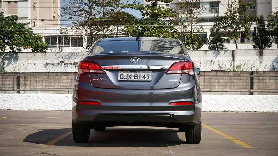 Ford Ka Sedan Titanium x Hyundai HB20S Premium