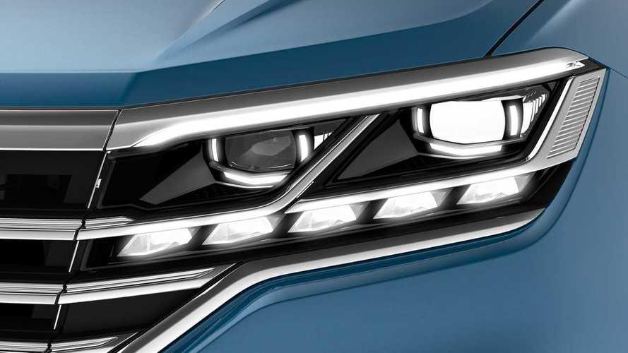VW-fényszórók