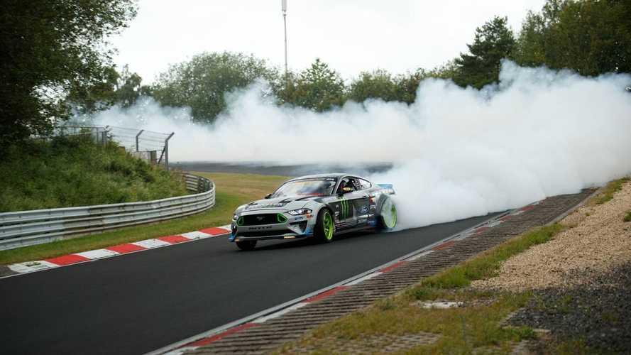 Vaughn Gittin Jr. - Nürburgring Drift