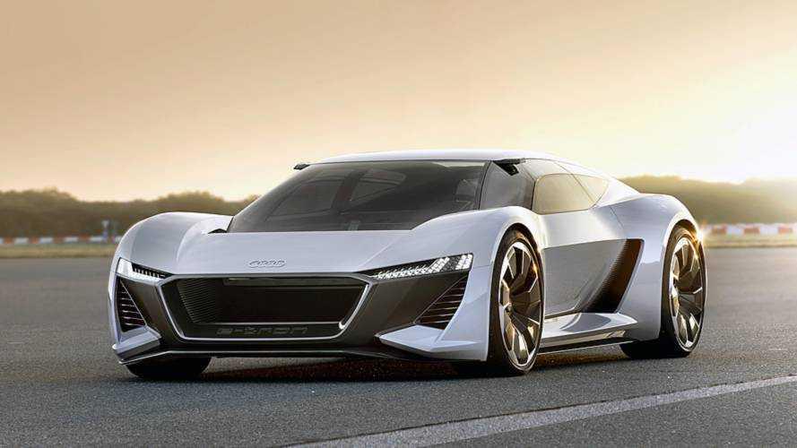 Audi PB18 e-tron: imaginando el futuro deportivo eléctrico de la marca