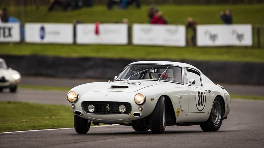 Watch the Goodwood Revival livestream of day 1 right here