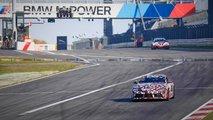 Toyota Supra yarış aracı casus fotoğraf
