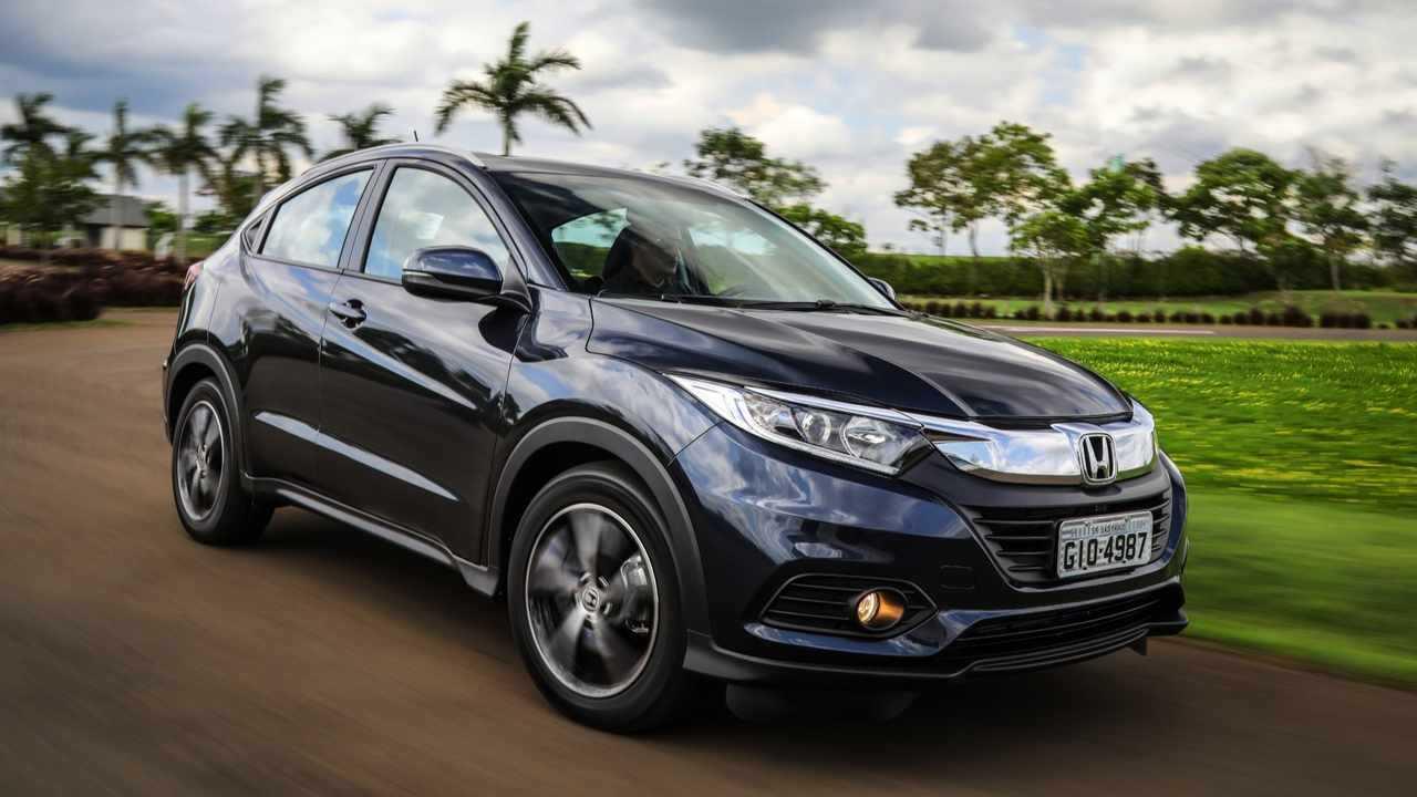 Honda HR-V 2019 (Brasil)