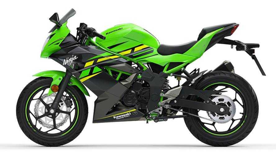 Kawasaki Ninja 125 y Z125