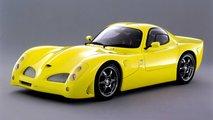 Vergessene Studien: Suzuki Hayabusa Sport (2002)