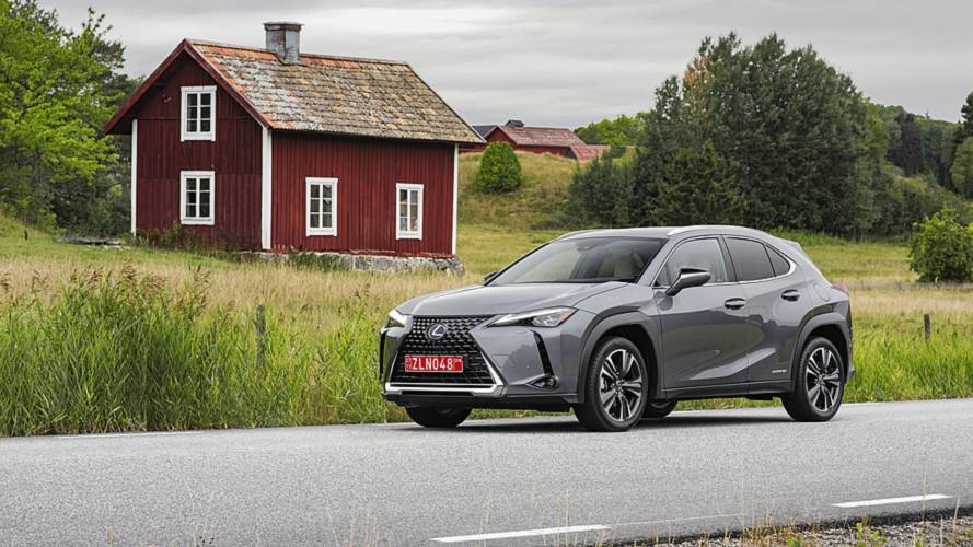 Lexus UX F could happen, but only as a hot hybrid