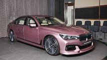 BMW 750Li xDrive Individual In Rose Quartz