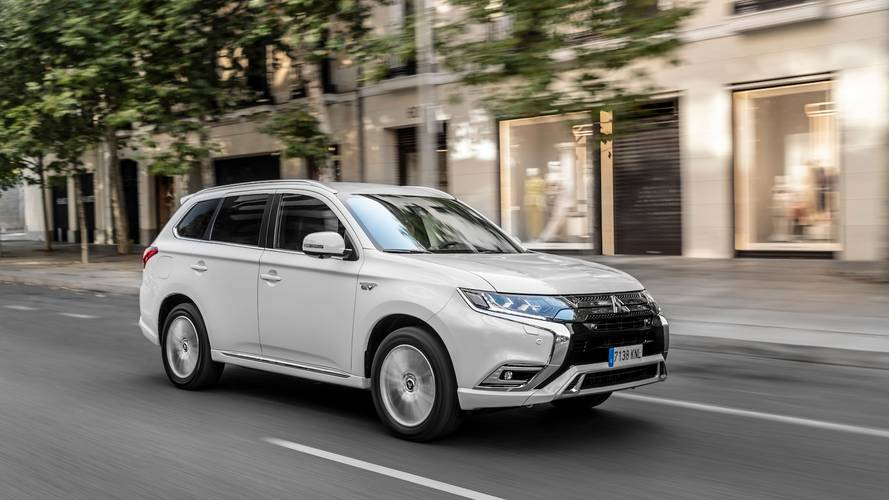 Mitsubishi Outlander PHEV 2019, híbrido, enchufable y familiar
