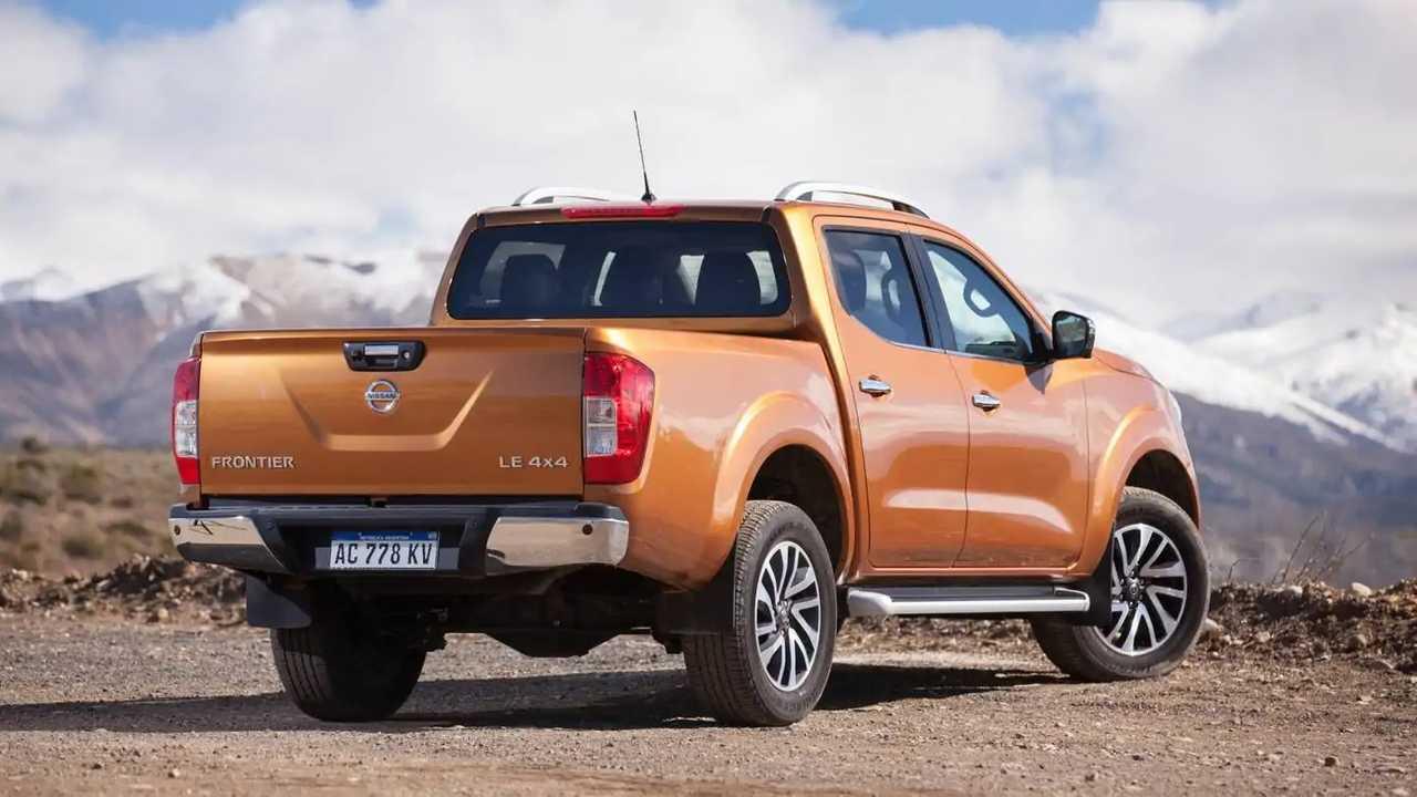 Nissan Frontier - Argentina