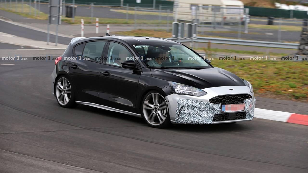 Ford Focus ST Spy