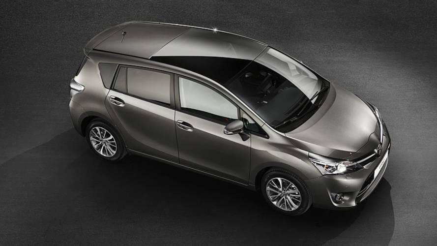 Toyota réduit encore sa gamme, le Verso nouvelle victime