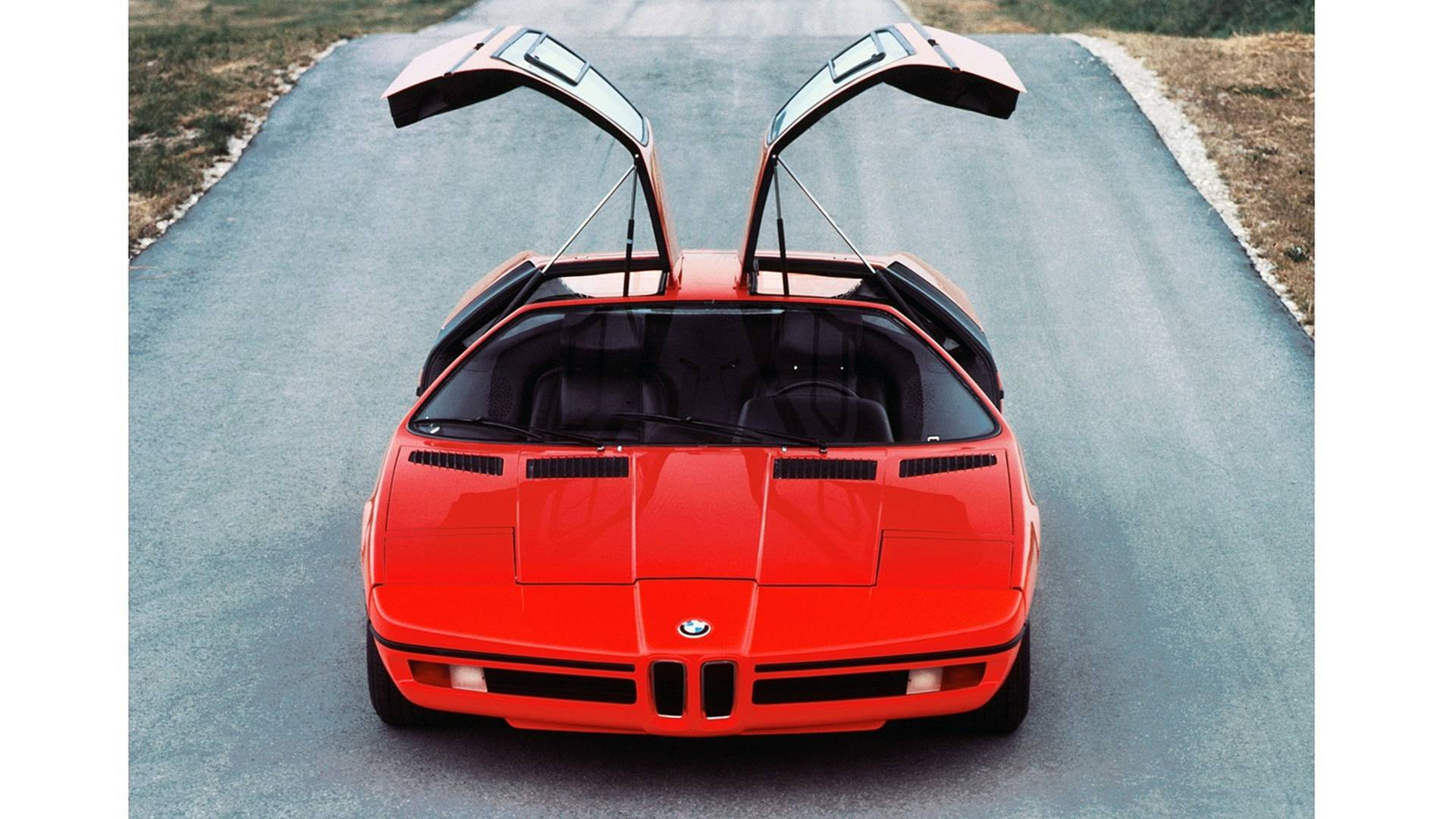 1972 Bmw Turbo Concept We Forgot