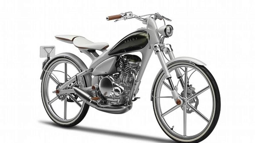 Lego, bicycles and sex toys: Yamaha's Tokyo Motor Show concepts