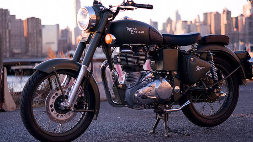 Review: 2010 Royal Enfield Bullet C5 Military