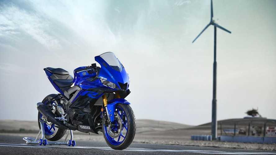 La nueva Yamaha YZF-R3 ya está en los concesionarios