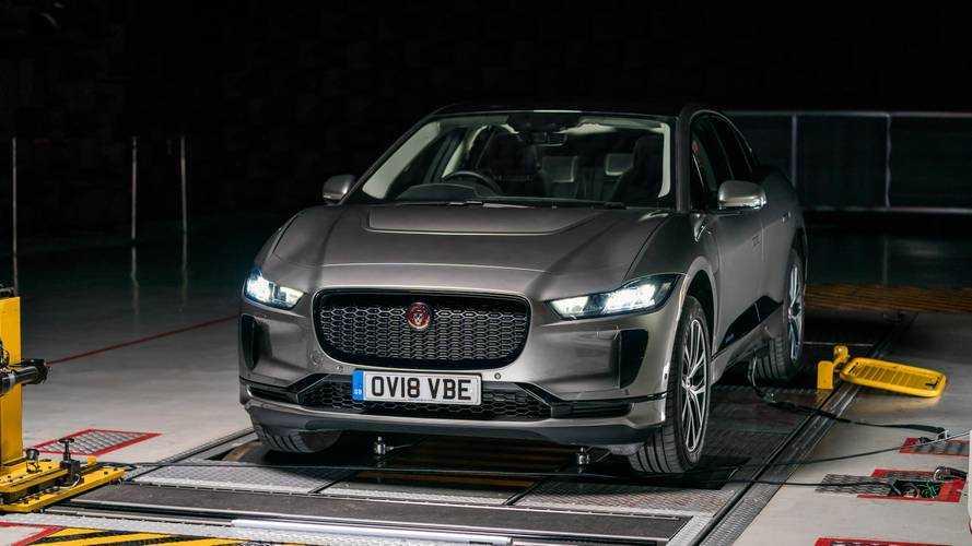 Jaguar I-Pace - Électrique mais pas aphone