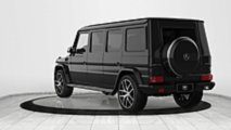 Armored Mercedes-AMG G63 Limo
