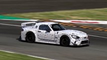 Abarth 124 GT4 Monza