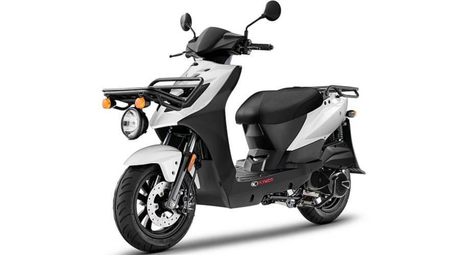 KYMCO Agility Carry 125, el scooter para los profesionales de logística