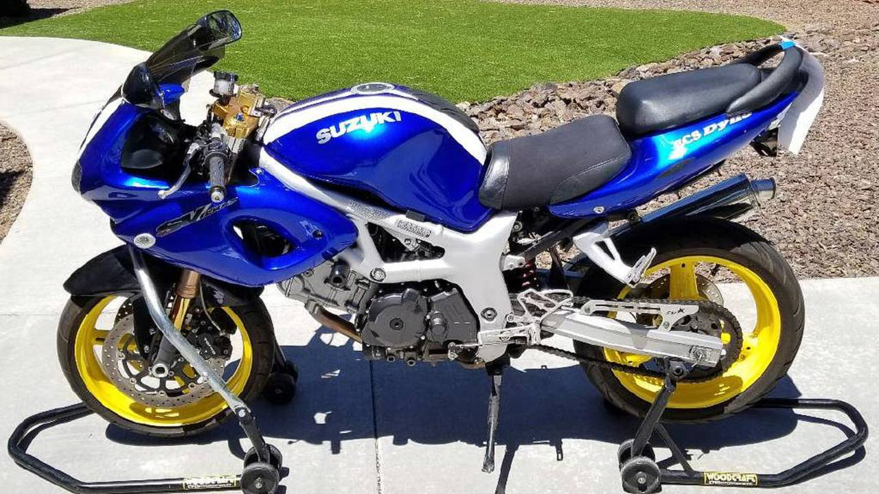 To this day, the SV650 remains a well-rounded bike.