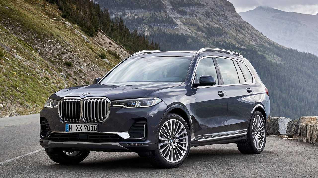 2019 BMW X7 Arrives Bringing Brawny Face To 7-Seat SUV Segment