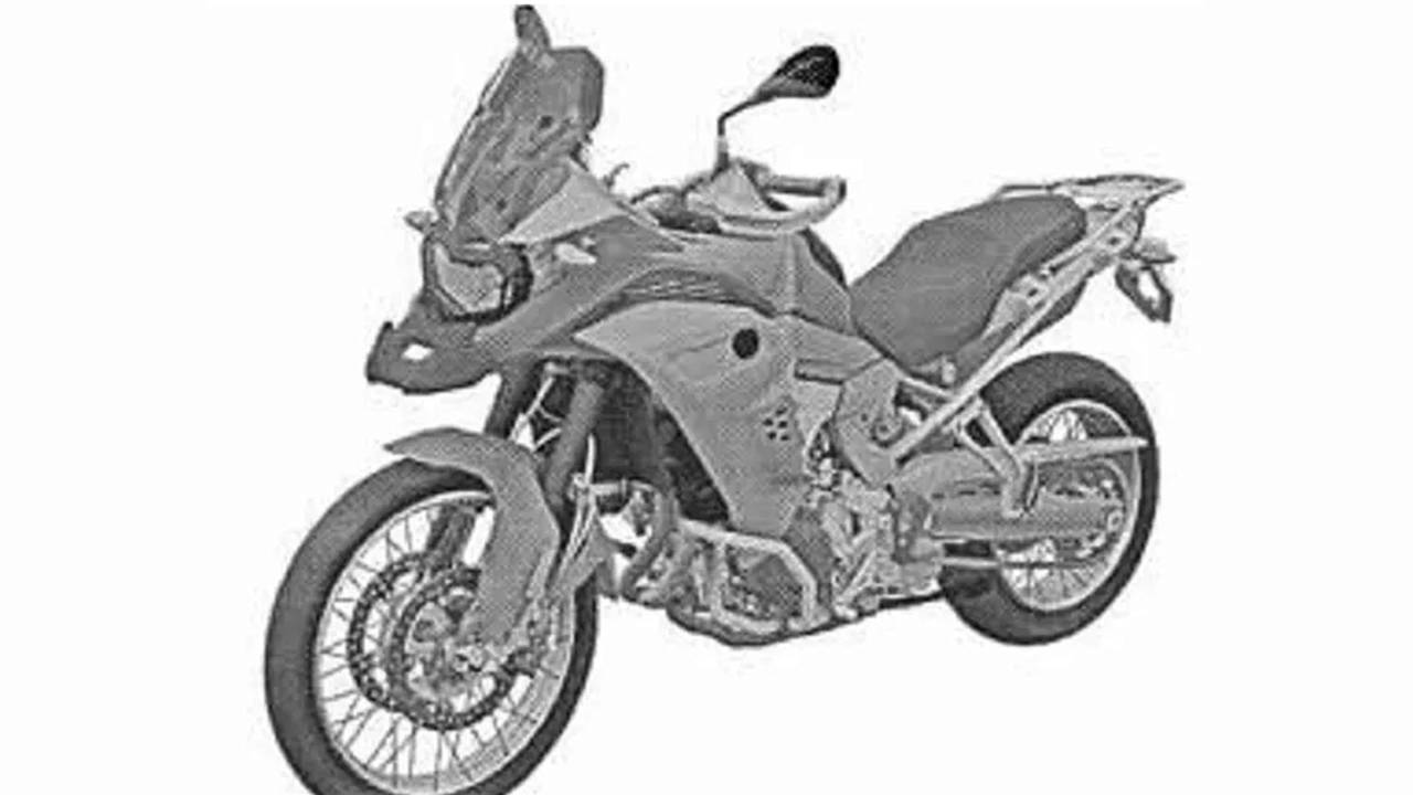 Leaked Images Suggest New BMW R850GS
