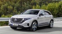 Les concurrents du Mercedes EQC
