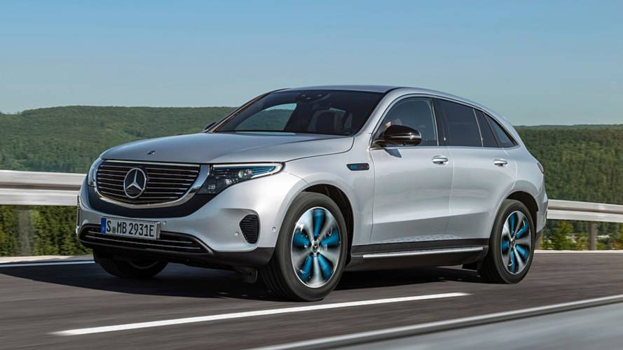Mercedes Now Says 200-Mile Range Estimate For EQC Isn't Correct