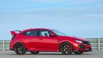 2019 Honda Civic Type R ve Civic Hatchback