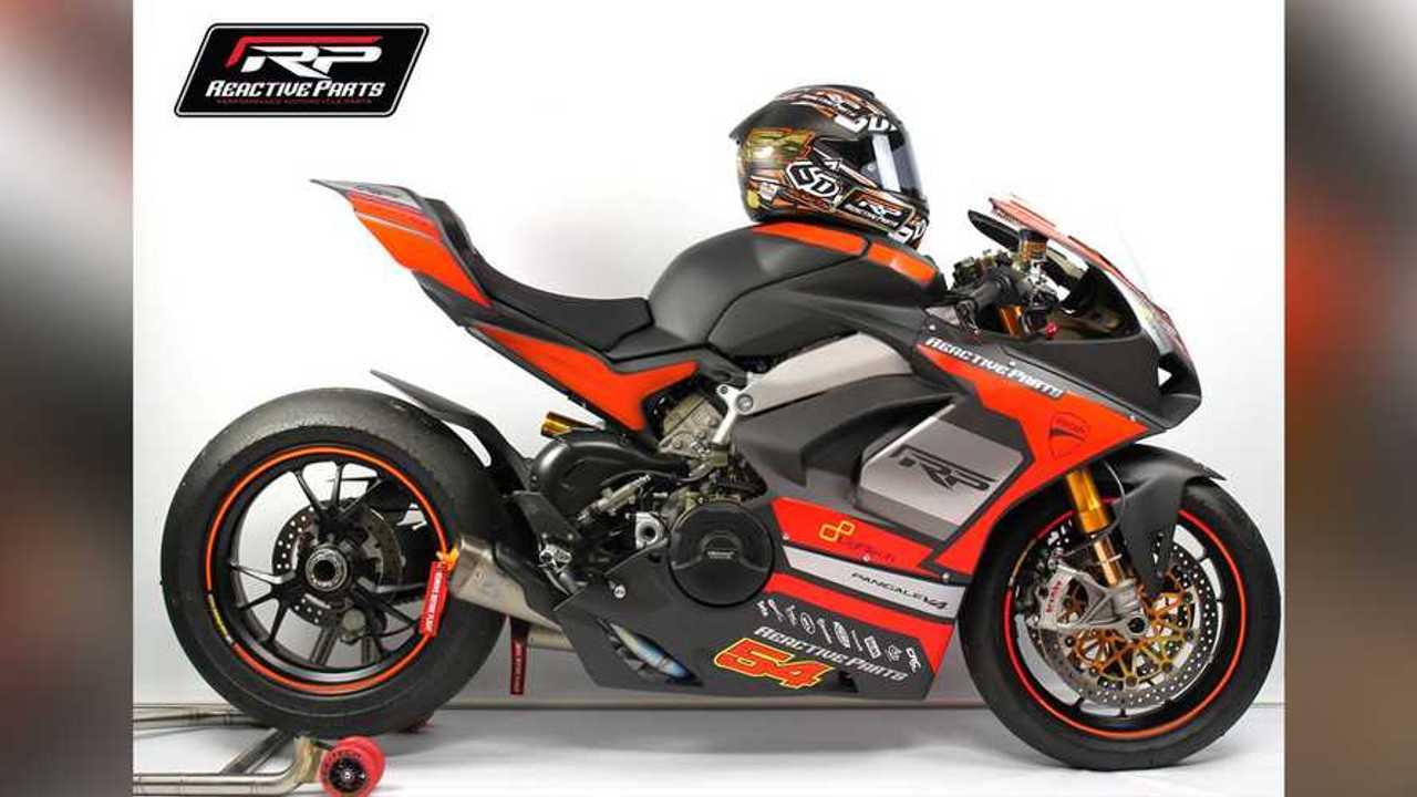Ducati Panigale V4 Macau GP