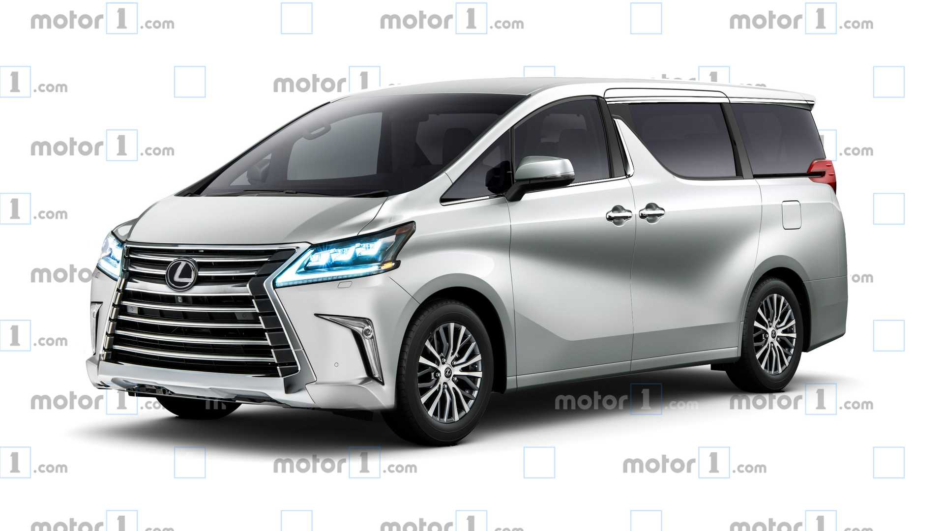 Lexus Minivan Assembly Starts In 2020 Japanese Paper Claims