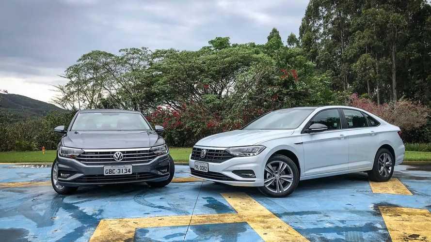 Novo VW Jetta 2019 (BR)