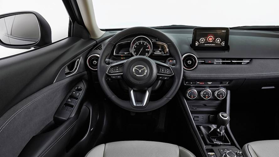 Mazda Cx 3 >> Mazda CX-3 restyling 2019 | Foto Motor1.com