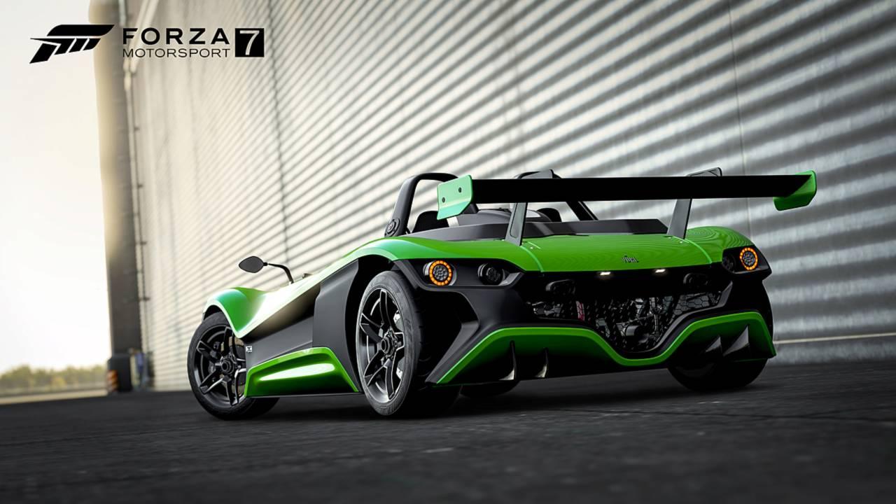 Vuhl 05RR In Forza Motorsport 7