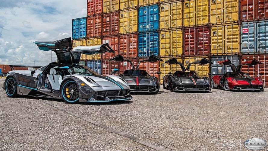 The Very Last Pagani Huayra Coupe Looks Sensational In The Metal