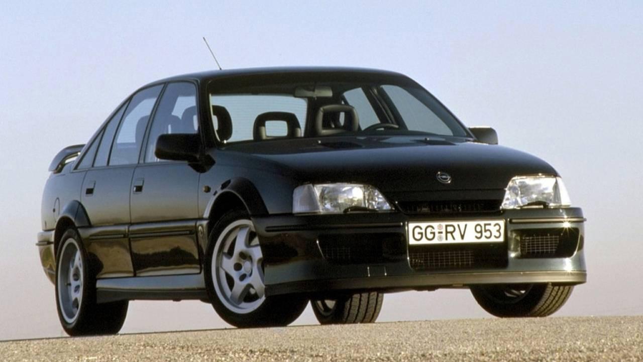 Opel Lotus Omega Motoru