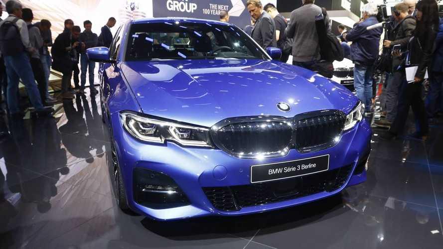 BMW Serie 3 2019 en el salón de París