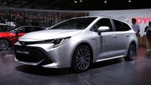 Toyota Corolla Sports Tourer 2019