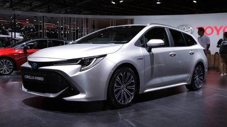 Así es el Toyota Corolla Touring Sports 2019 (actualizado)