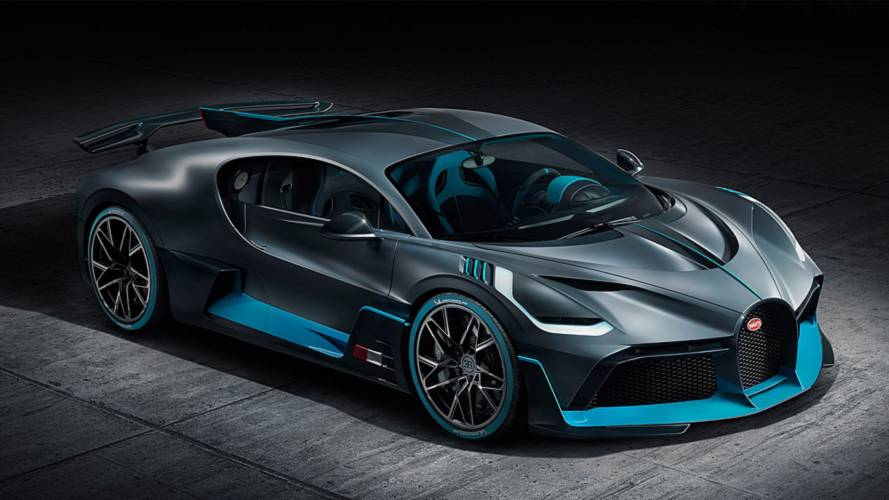 Is Bugatti planning Chiron SS, Superleggera, Aperta variants?