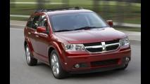 Dodge lança nova versão Journey R/T no Brasil por R$ R$ 107.900