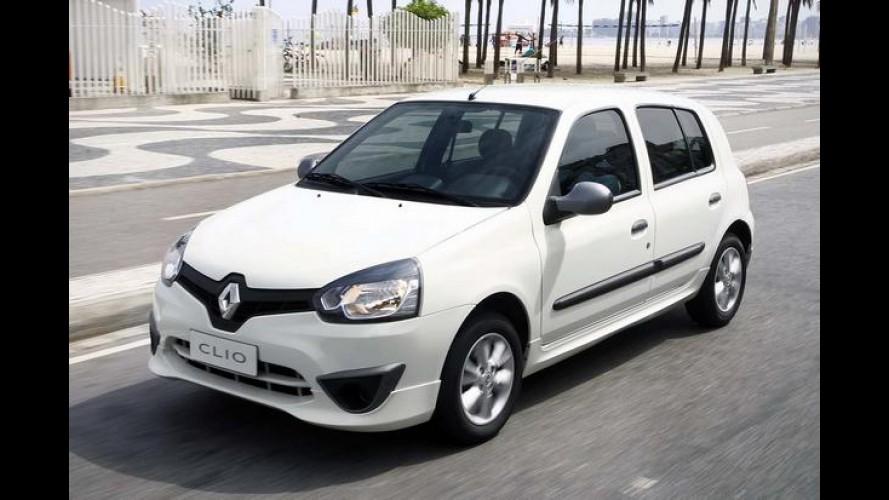 Análise CARPLACE: Uno reduz vantagem do Gol e Clio surpreende nas vendas de novembro