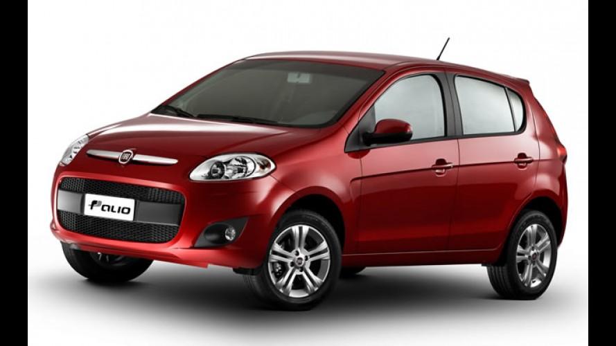 BRASIL, resultados de abril: Fiat mantém liderança, mas VW se aproxima