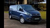 Ford revela primeiras imagens oficiais do nova Transit Custom Cargo