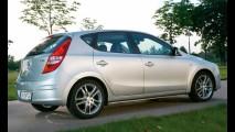 Brasil, resultados de 2010: i30 é 1º importado a liderar os hatches médios desde o Fiat Tipo