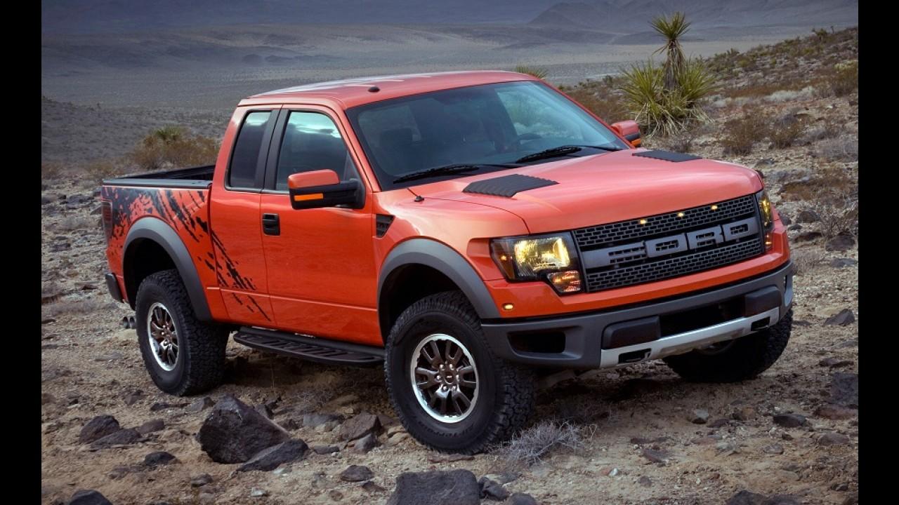 Novo motor? Ford registra o nome