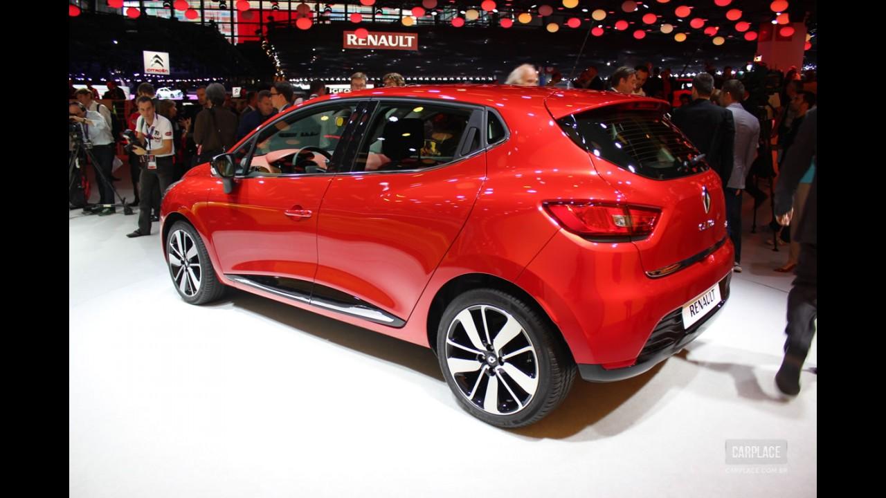 Novo Renault Clio 4 ganha prêmio Volante de Ouro 2012 na Alemanha