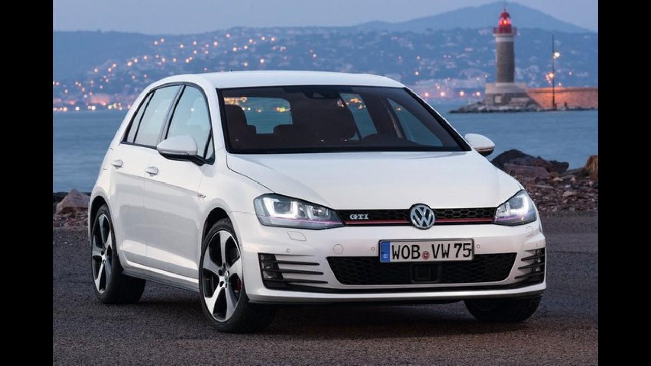Vendas na Europa: VW e Golf se isolam na liderança; Skoda Octavia é destaque