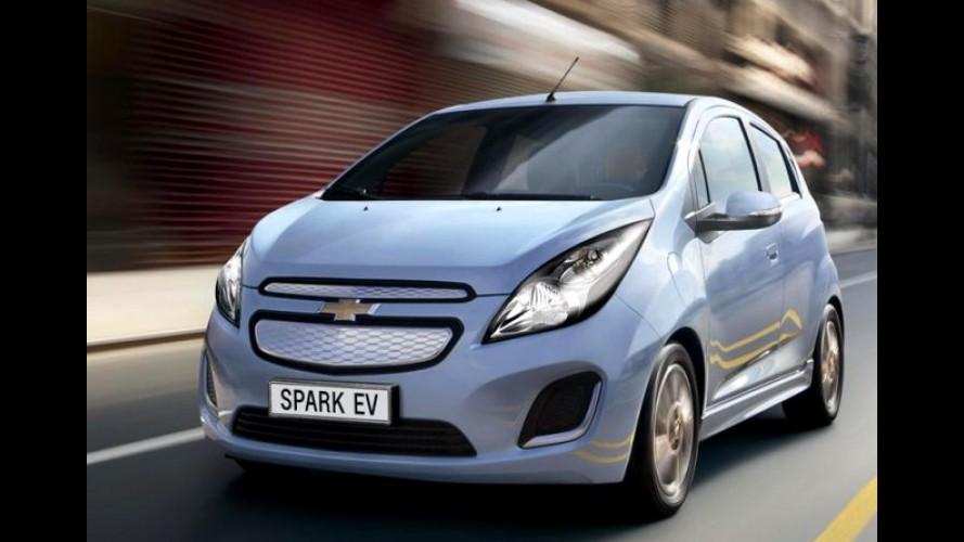 Chevrolet Spark Elétrico confirmado para Genebra - Compacto acelera de 0 a 100 km/h em 8,5 segundos