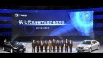 Toyota Camry 2012: China terá duas versões